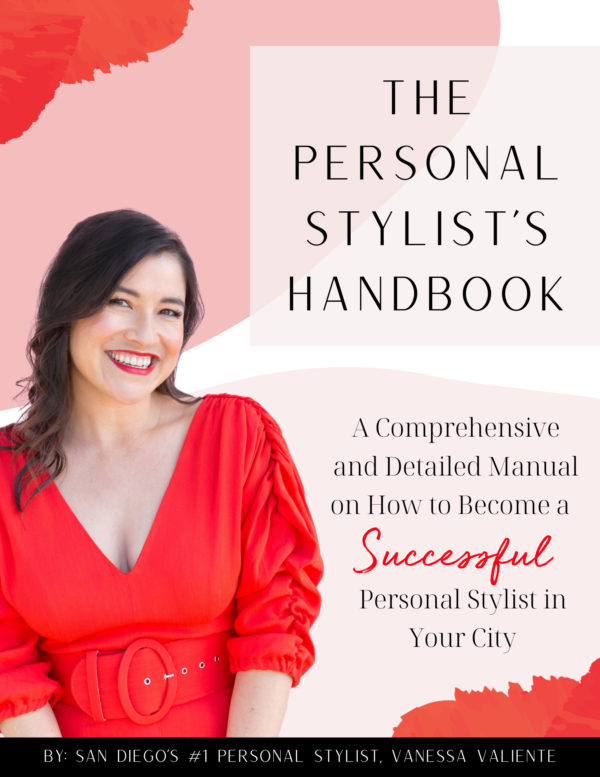 how to become a personal stylist