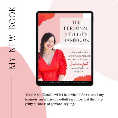 the personal stylist's handbook